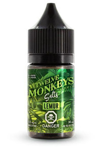 LEMUR </BR>SALTS</p>Lemon Lime