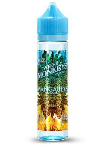 MANGABEYS ICED</p>CoolPineappleMangoGuava 60ML