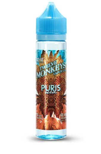 PURIS ICED</p>CoolPeachCitrus 60ML