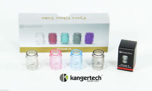KANGERTECH PROTANK 2, 3, AERO REPLACEMENT GLASS TUBE