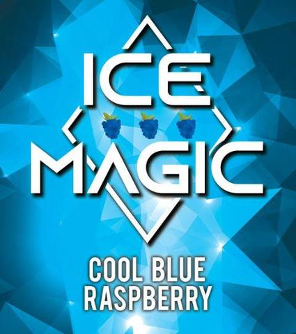 GLACIER</p>Cool Blue Raspberry 60ML