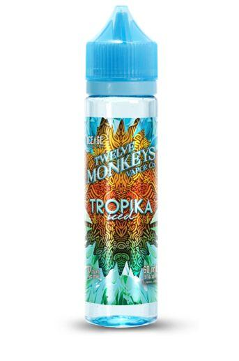 TROPIKA ICED</p>CoolTropicalFruit 60ML
