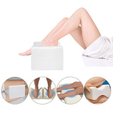 Load image into Gallery viewer, The Best Therapeutic Knee Pillow for Pregnancy Support and Back Pain
