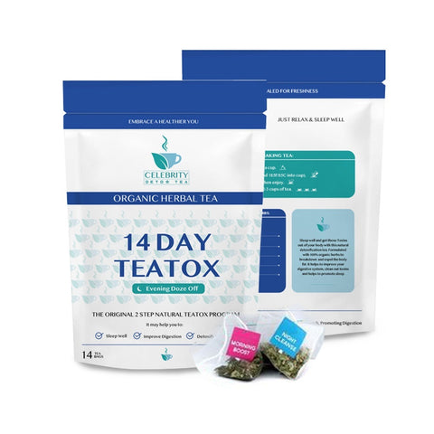 celebrity detox tea night blend