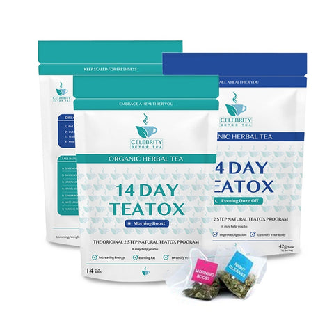 Product image of Celebrity Detox Tea 14 Day cleanse