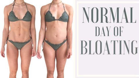 SIMPLE WAYS TO DE-BLOAT IN A DAY