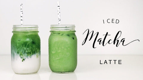 Celebrity Detox Tea Co Matcha Green Tea Latte