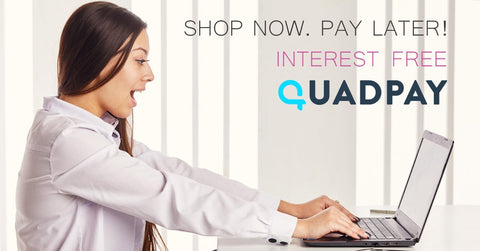 Shop Now Pay Later with QuadPay at Celebrity Detox Tea Co