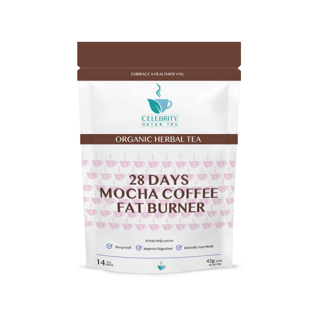 28 Day Fat Burning Mocha Coffee