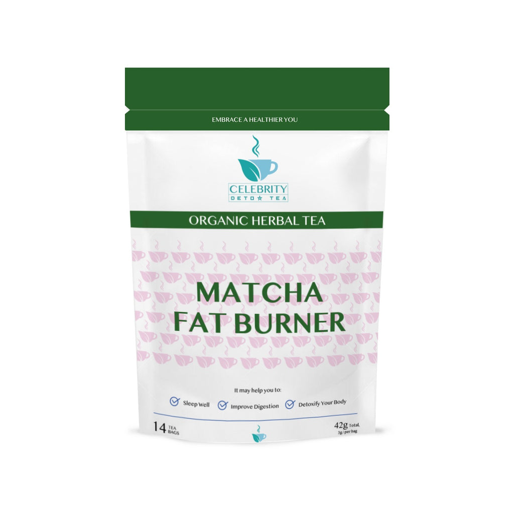 NEW 28 Day Matcha Green Tea Fat Burner