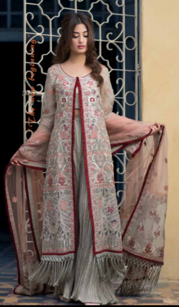 Amaryllis Unstitched Formals by Sheeba Kapadia