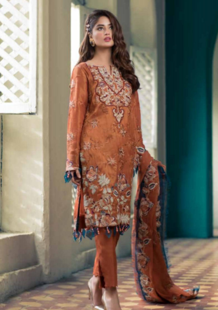 Ebele Unstitched Formals by Sheeba Kapadia