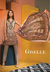 GIISELLA  ANAYA-VIVA LAWN COLLECTION 2019
