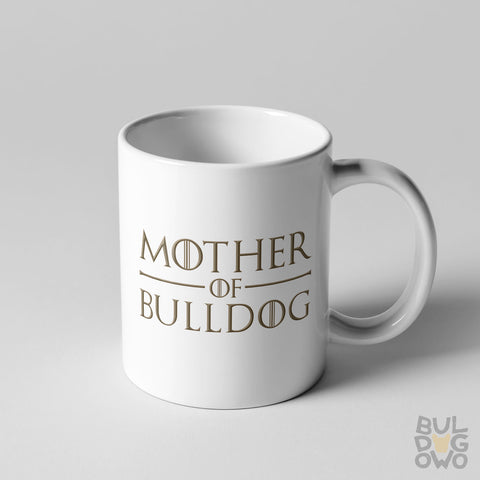 kubek mother of bulldog