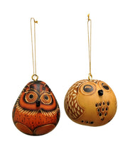 Load image into Gallery viewer, Gourd Ornaments - Peru