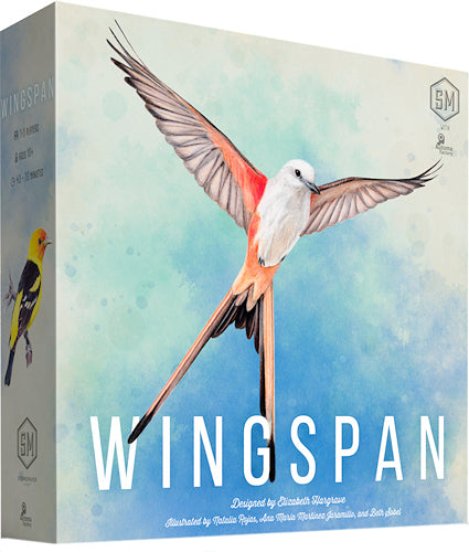 Wingspan - Boardgame