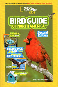 Kids Bird Guide North America - 2nd Edition - Nat Geo