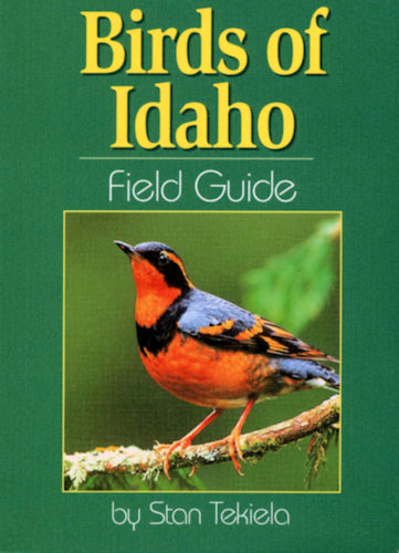 Birds of Idaho Field Guide