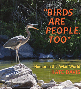 Birds Are People Too
