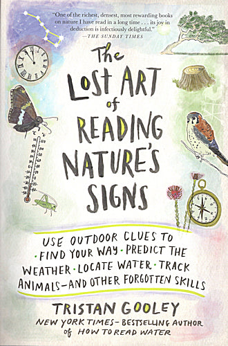 The Lost Art of Reading Nature Signs
