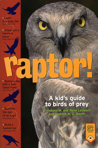 Raptor! A Kids Guide to Birds of Prey