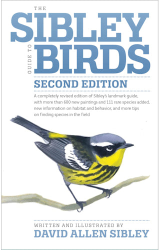 Sibley - Guide to Birds, 2nd Edition