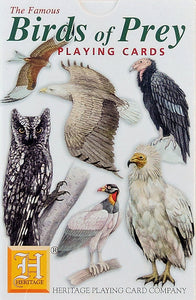 Playing Cards - Birds of Prey