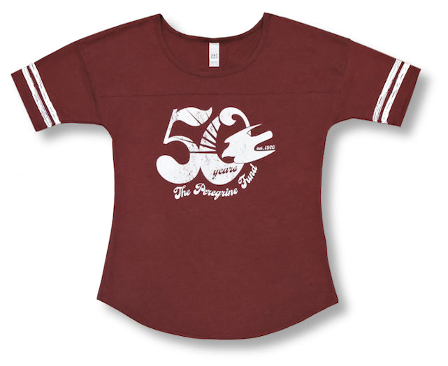 50th Anniversary Retro T-Shirt - Women's