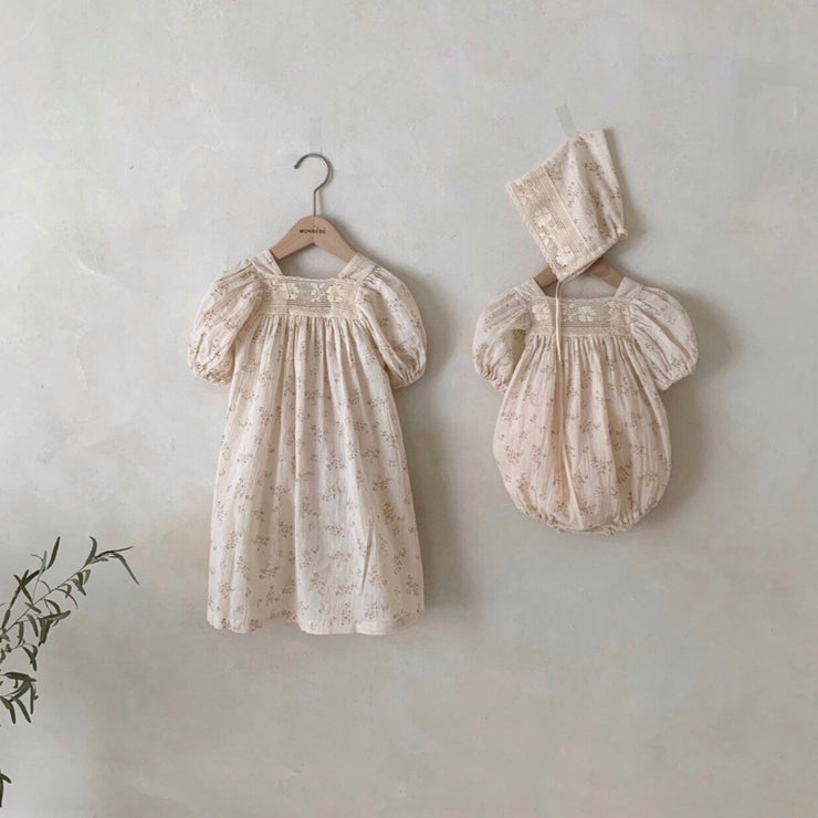 Brianne Lace Dress - Smitn Bebe