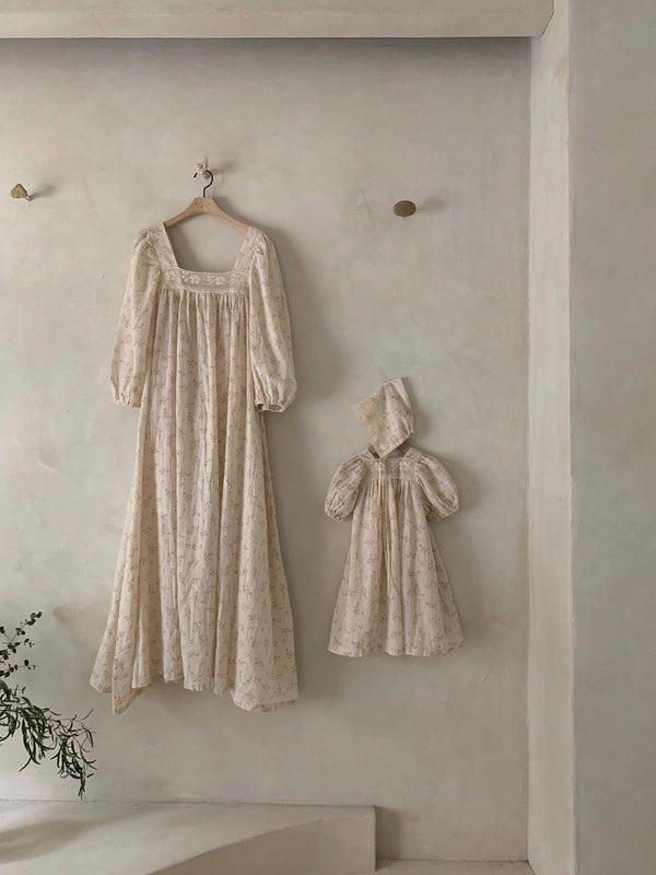 Diana Lace Dress (mommy) - Smitn Bebe