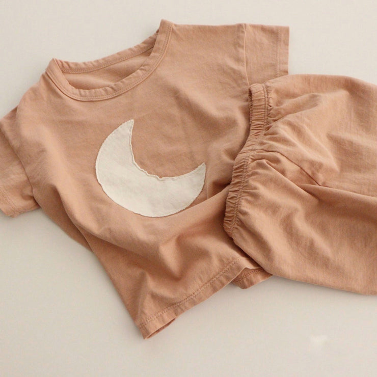 Moon Short Set - Smitn Bebe
