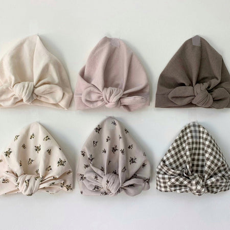 Tori Knotted Hat - Smitn Bebe