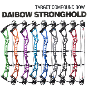 Target Compound Bow -Daibow Stronghold