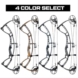 DAIBOW Tachyon High Speed Compound Bow Package