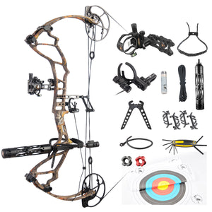 DAIBOW Vigor High Speed Compound Bow Package