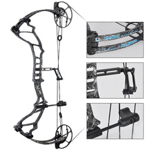 Load image into Gallery viewer, DAIBOW Vigor High Speed Compound Bow Package