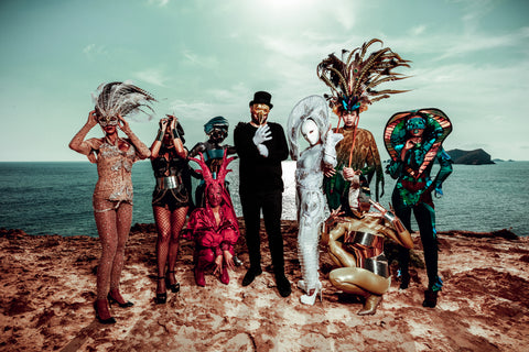CLAPTONE AND THE MASQUERADE RETURN TO PACHA IBIZA THIS SUMMER