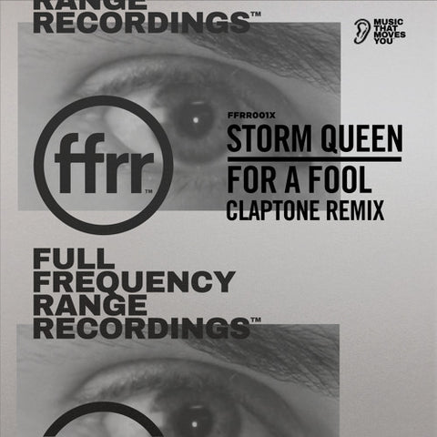 STORM QUEEN - FOR A FOOL (CLAPTONE REMIX)