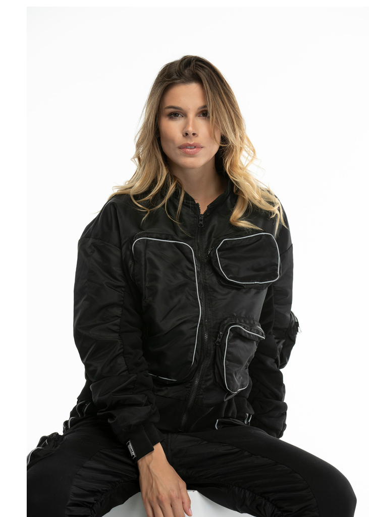 Essentials Signature Women's black jacket - Limited Edition