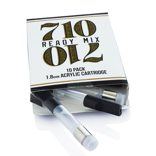 710 Ready Mix Acrylic Cartridge 10 Pack