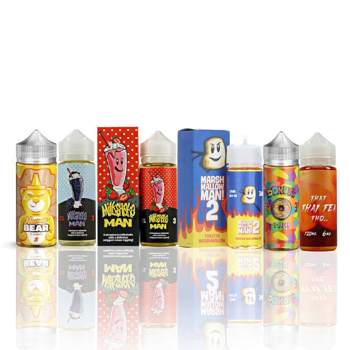 Marina Vape and Donuts E-Liquid 120ML