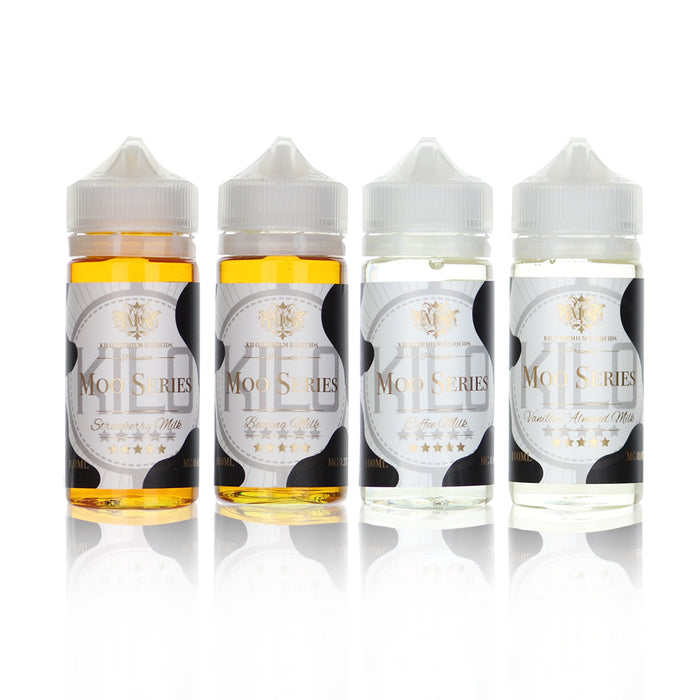 Kilo Moo Series Collection 100ml Vape Juice