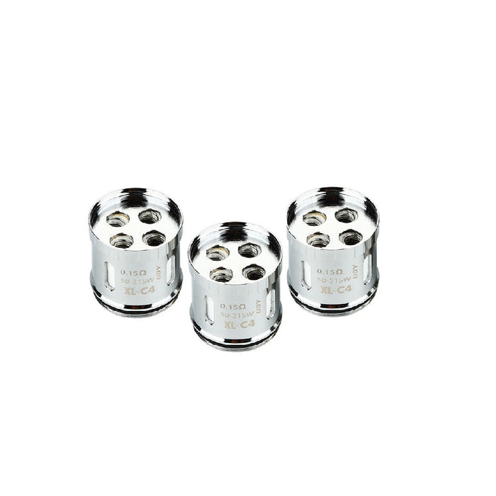 iJoy Limitless XL Replacement Chip Coil (Pack of 3) & Decks