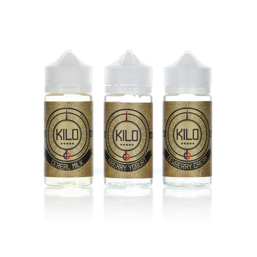Kilo Original Series Collection 100ml Eliquid