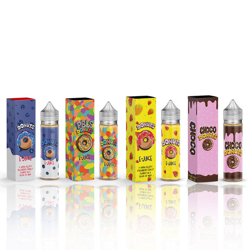 Marina Vape and Donuts E-Liquid 60ML