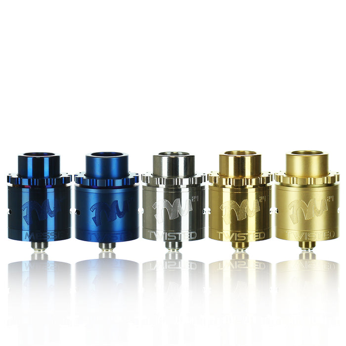 Twisted Messes ProSeries TM24 RDA