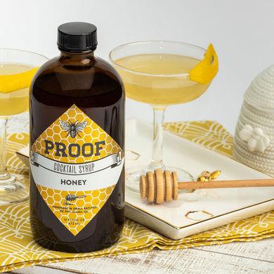 NEW Honey Proof Syrup