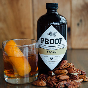 pecan proof syrup