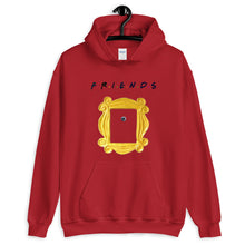 "Load image into Gallery viewer, Friends ""Peephole Frame"" Hoodie"