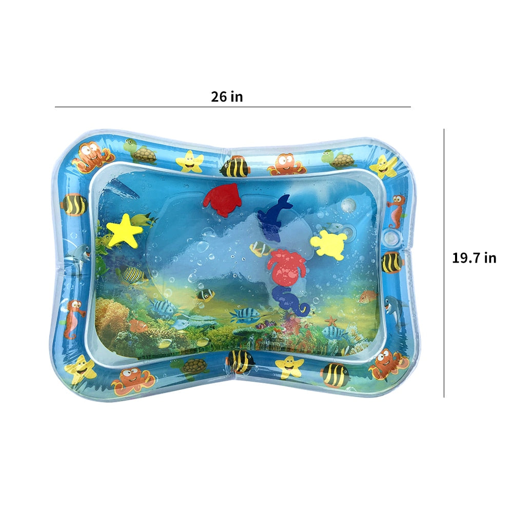BABY PAD™ - INFLATABLE BABY WATER MAT